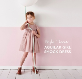 Style Notes: The Aguilar Smock Dress